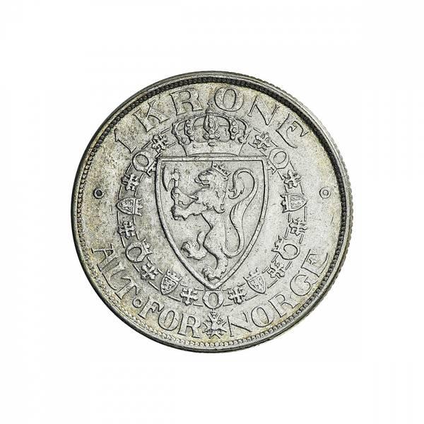 Bilde av 1 krone 1917