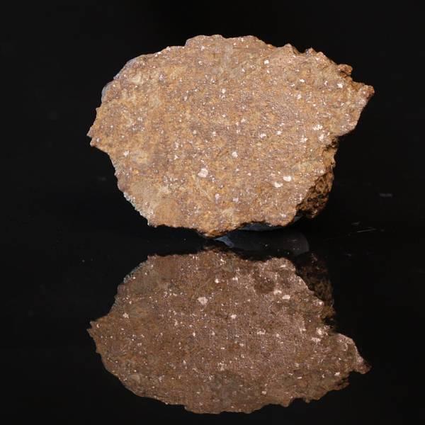 Bilde av Steinmeteoritt (NWA-kondritt), delt, 12,10 gram
