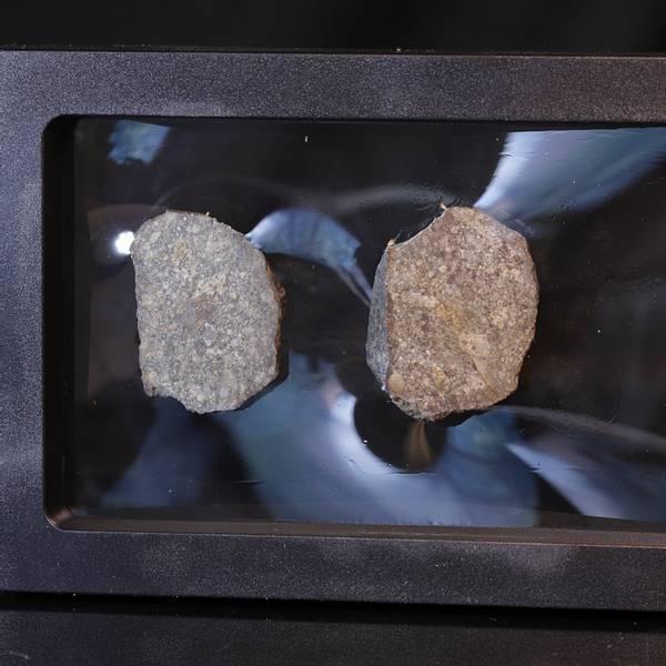 Bilde av Steinmeteoritt (NWA-kondritt), delt, 28,20 gram