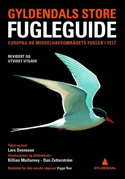Bilde av Gyldendals store fugleguide. Feltbok