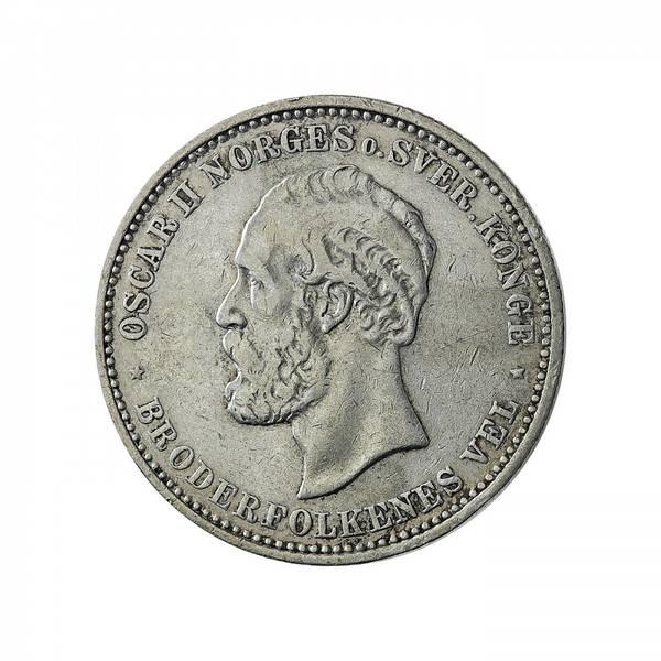 Bilde av 2 kroner 1902