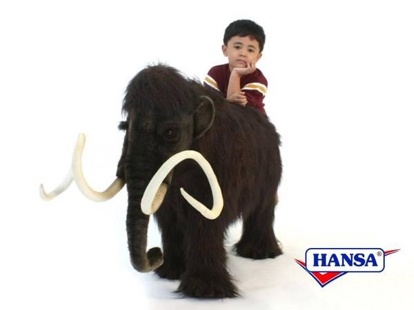 Bilde av Kjempestor mammut