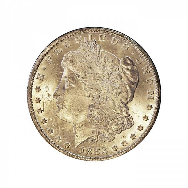 Bilde av USA 1 dollar 1883 CC