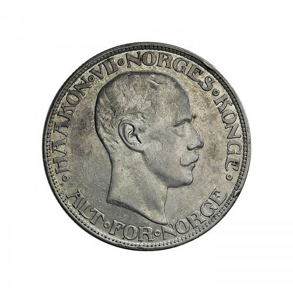 Bilde av 2 kroner 1912