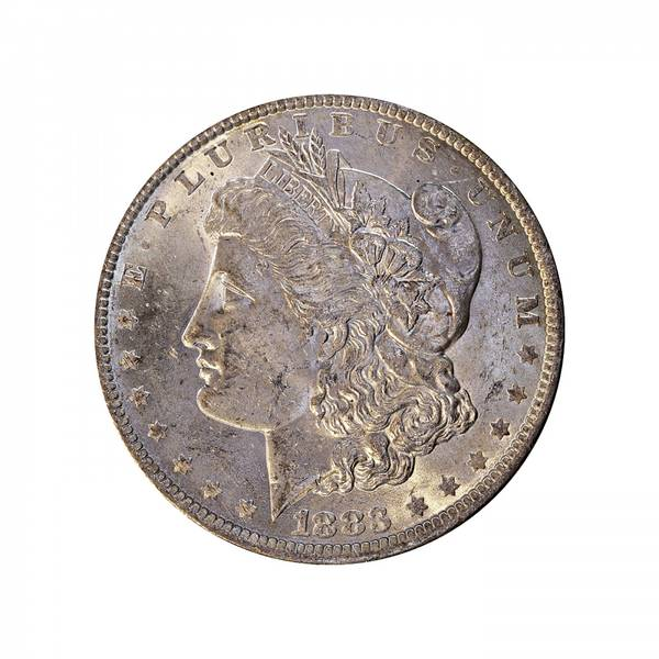 Bilde av USA 1 dollar 1883 O