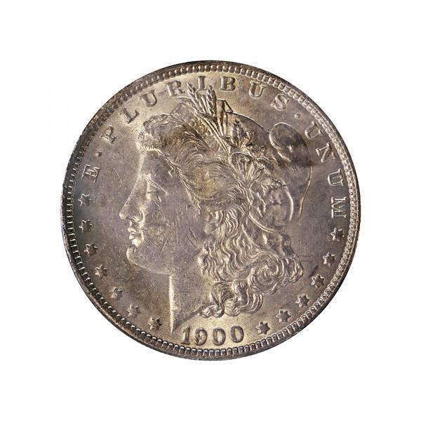 Bilde av USA 1 dollar 1900 P