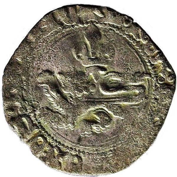 Bilde av Rouen Henrik V Lancaster Dobbel tuornois 1413-1422