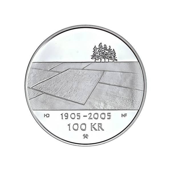 Bilde av 100 kroner 2003 Jordbruk