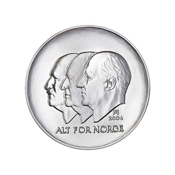 Bilde av 100 kroner 2004 Oljealderen