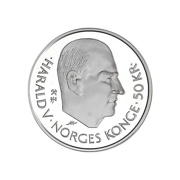 Bilde av 50 kroner 1995 FN