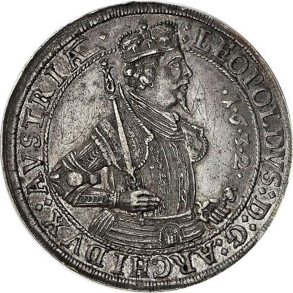Bilde av Østerrike Leopold Thaler 1632