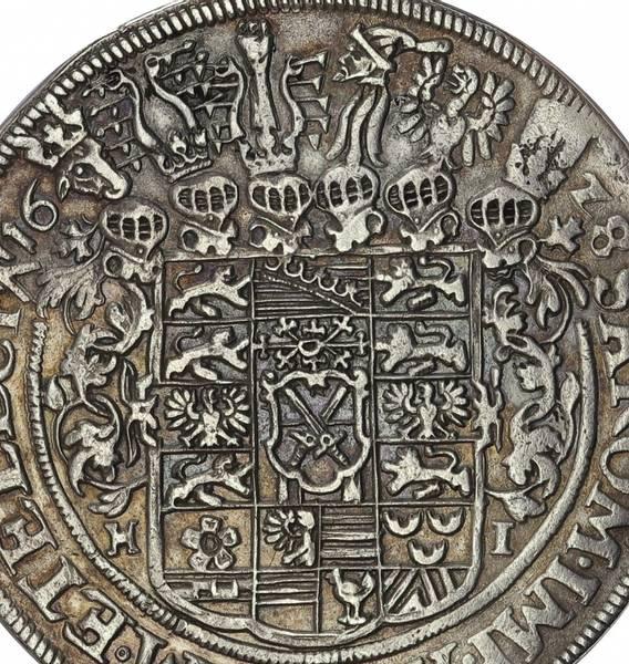 Bilde av Tyskland, Sachsen Thaler 1628
