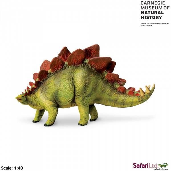 Bilde av Stegosaurus, grønn  (Safari)