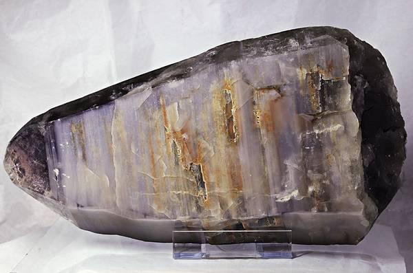 Bilde av Røykkvarts med fantomer, Espa