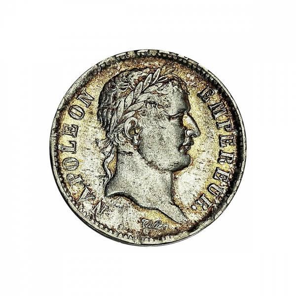 Bilde av Frankrike 1 franc 1808 Napoleon UNC