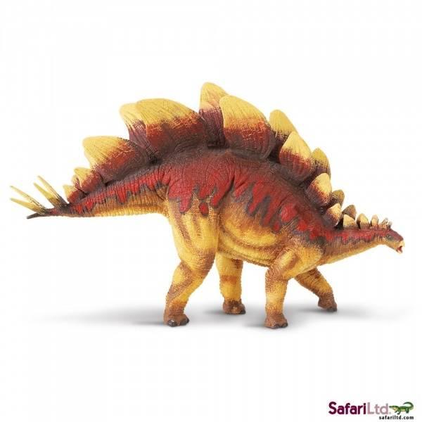 Bilde av Stegosaurus, rødlig  (Safari)