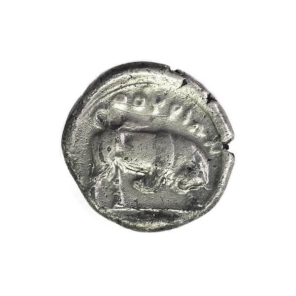 Bilde av Thurioi Didrakme 400-350 f.Kr.