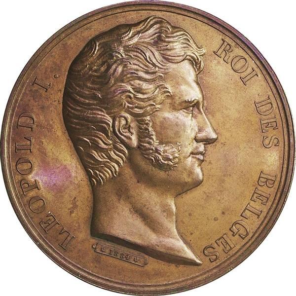 Bilde av Belgia Croix de Fer 1834