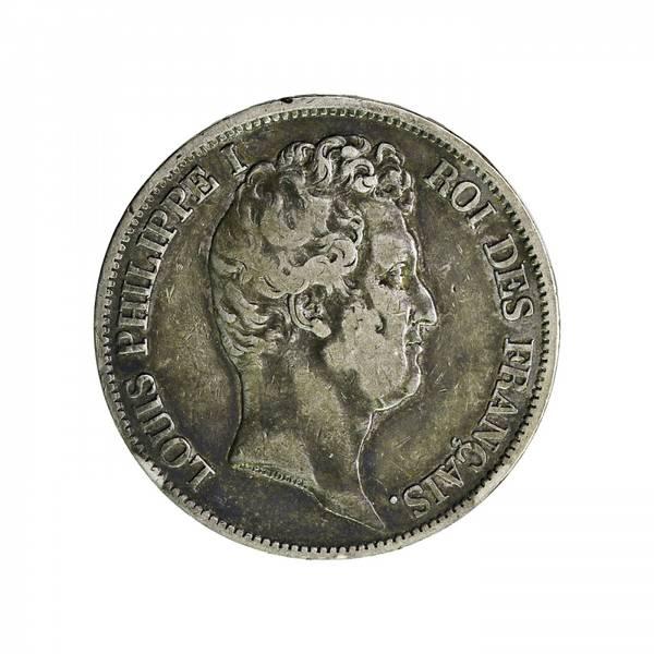 Bilde av Frankrike 5 francs 1831 W