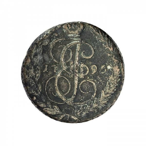 Bilde av Russland 5 kopek 1795 EM