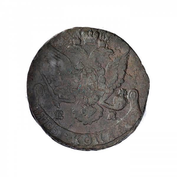 Bilde av Russland 5 kopek 1787 EM