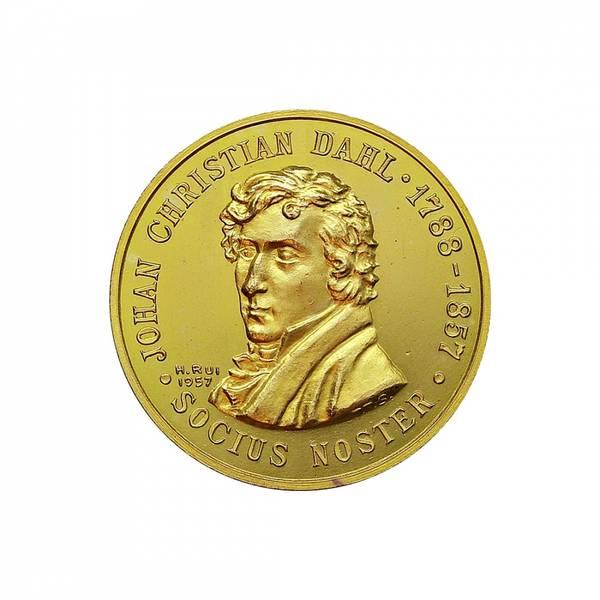 Bilde av Johan Christian Dahl 1788-1857 DKNVS