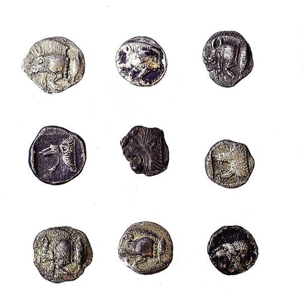 Bilde av Kyzikos Hemioboler 450-400 f.Kr.