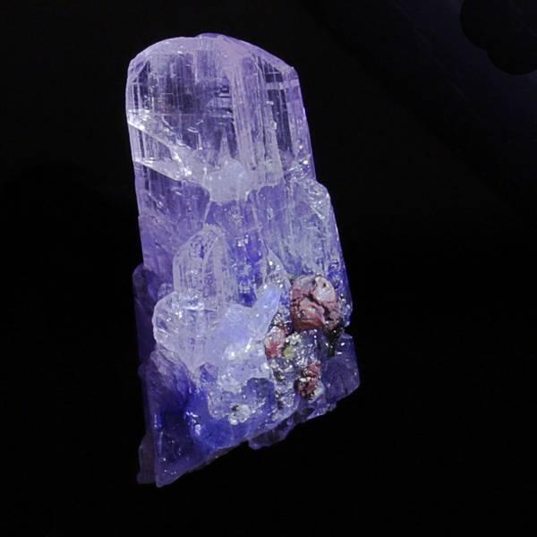 Bilde av Tanzanitt-krystall