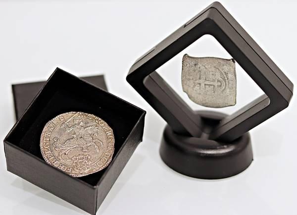 Bilde av Gaveinnpakning for mynter