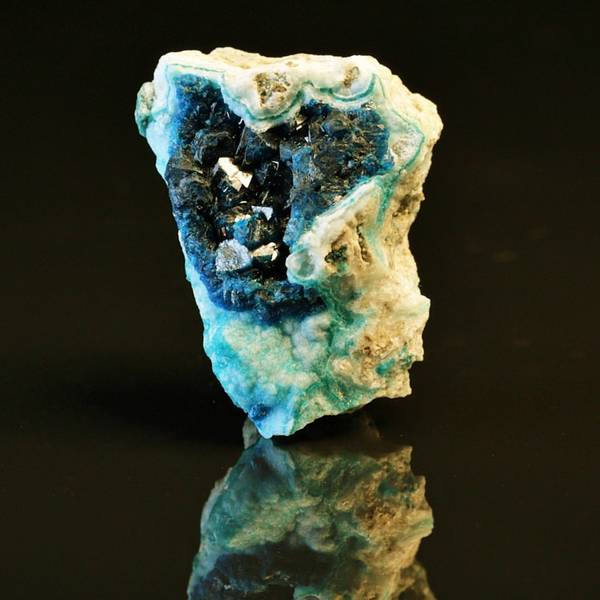 Bilde av Veszelyitt (sjeldent mineral)