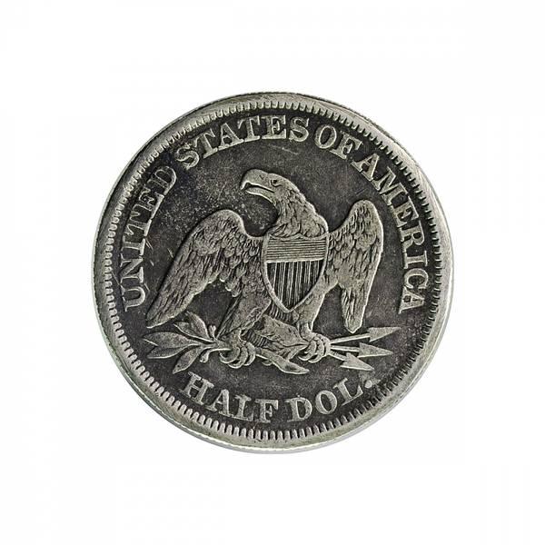 Bilde av USA Half Dollar 1854 Arrows