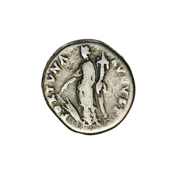 Bilde av Nerva Denar 96-98 Fortuna