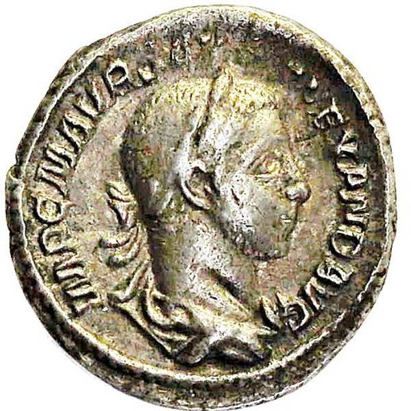 Bilde av Severus Alexander Denar 222-235 Annona