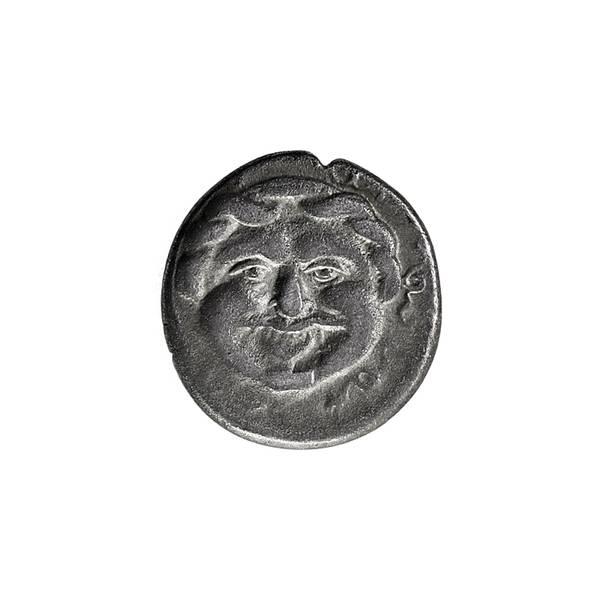 Bilde av Parion Hemidrakme 400-300 f.Kr. Gorgon