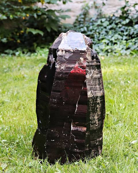Bilde av Diger røykkvartskrystall, Halden
