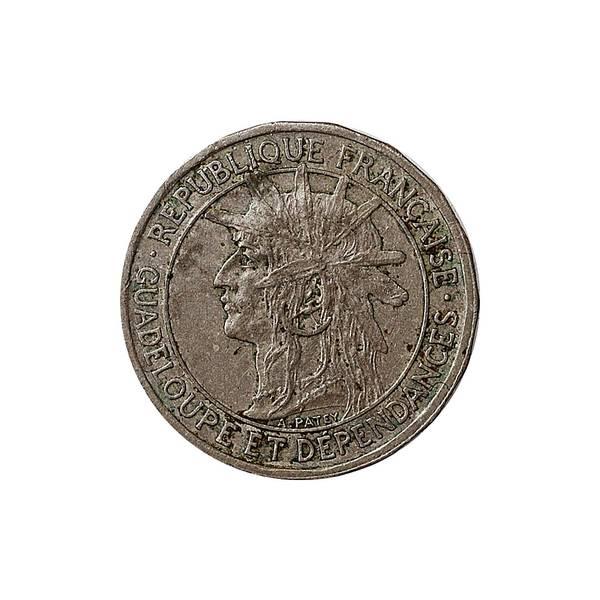 Bilde av Guadeloupe 50 cent 1921