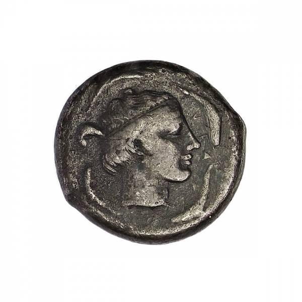 Bilde av Syracus Tetradrakme 450 f.Kr.