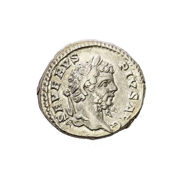 Bilde av Septimius Severus Denar 193-211 Annona