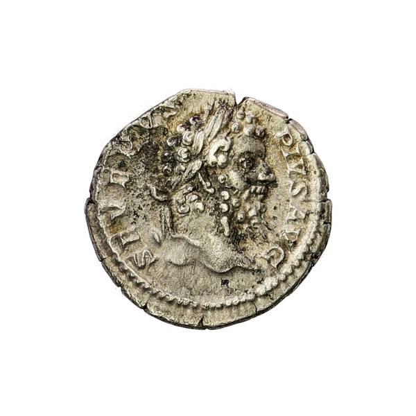 Bilde av Septimius Severus Denar 193-211 Salus