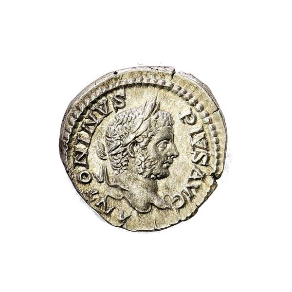 Bilde av Caracalla Denar 198-217 Concordia