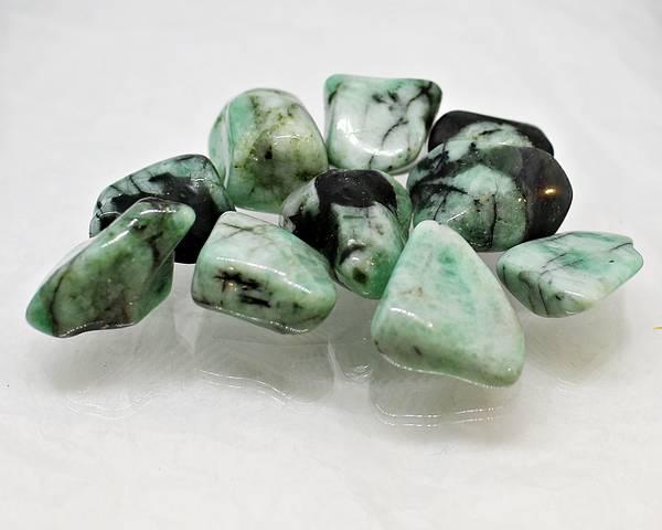 Bilde av Grønn beryll (