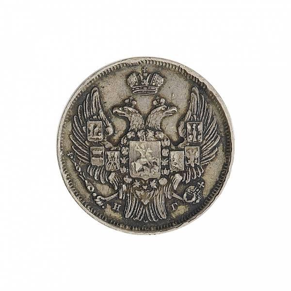 Bilde av Polen 1 zloty/15 kopek 1838