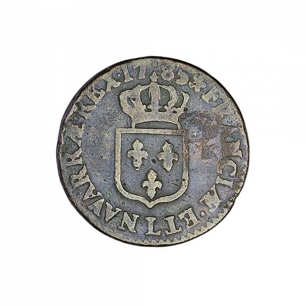 Bilde av Frankrike 1/2 sol 1785