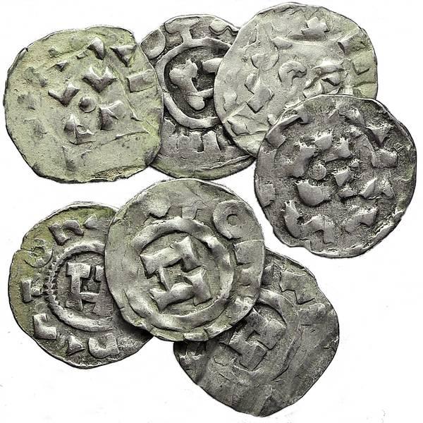 Bilde av Lucca Denaro 1039-1125