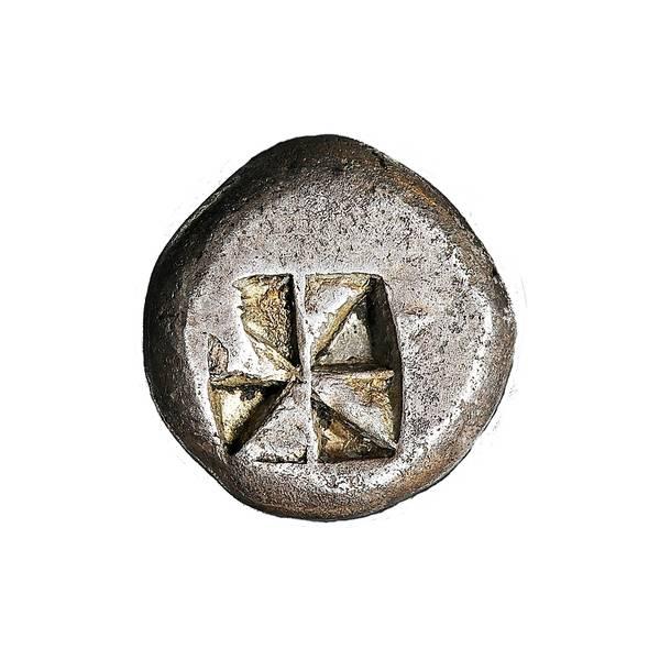 Bilde av Aegina Stater 510-490 f.Kr. Skilpadde