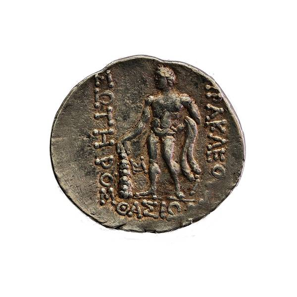 Bilde av Thrakia Thasos tetradrakme 148-80 f.Kr Dionysos