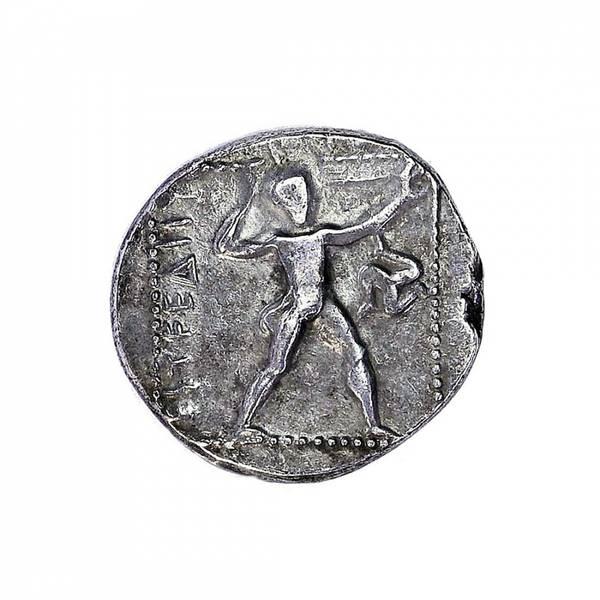Bilde av Pamphylia Aspendos Stater 380-330 f.Kr.