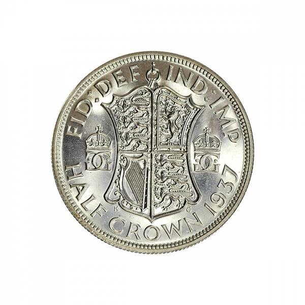 Bilde av Storbritannia Half Crown 1937 Proof!