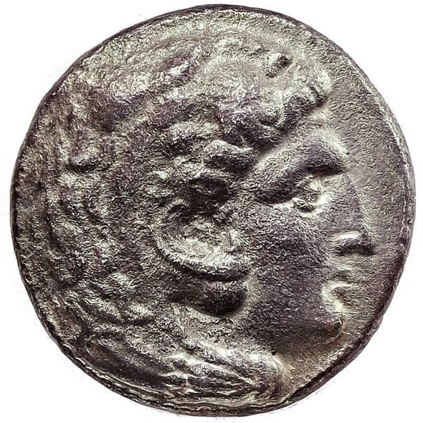 Bilde av Alexander den Store Tetradrakme 336-323 f.Kr.