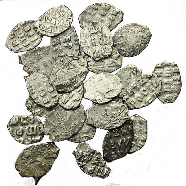 Bilde av Russland Dråpekopek 1500-1600-tallet